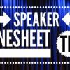 Speaker Onesheet Tip