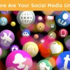 Where are your social media links