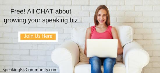 Grow your Speaking Biz Group