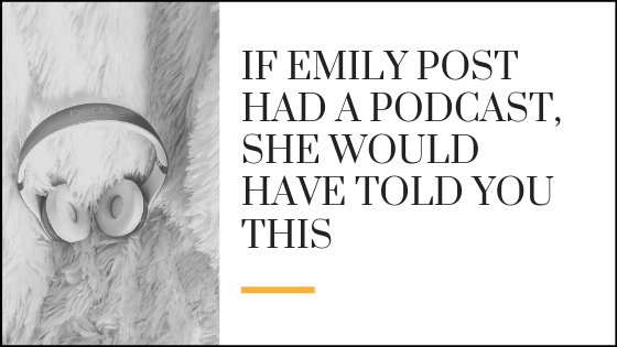 Charli Jane Speakers Podcast
