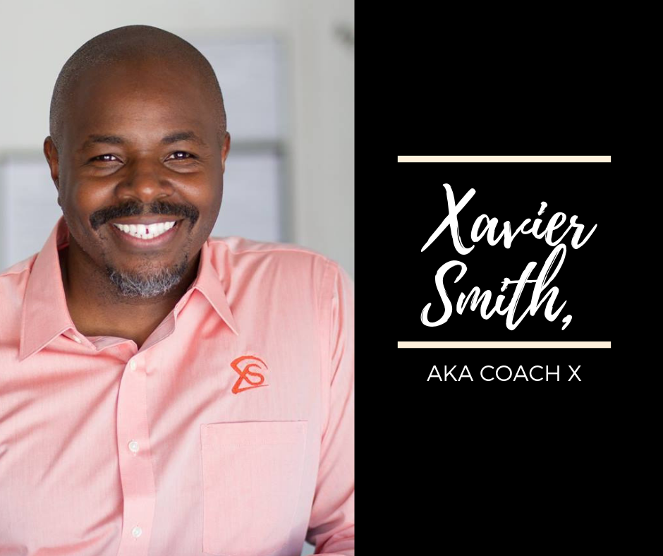 Xavier Smith, aka Coach x