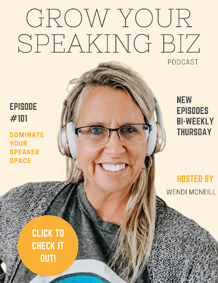 Grow your speaking business