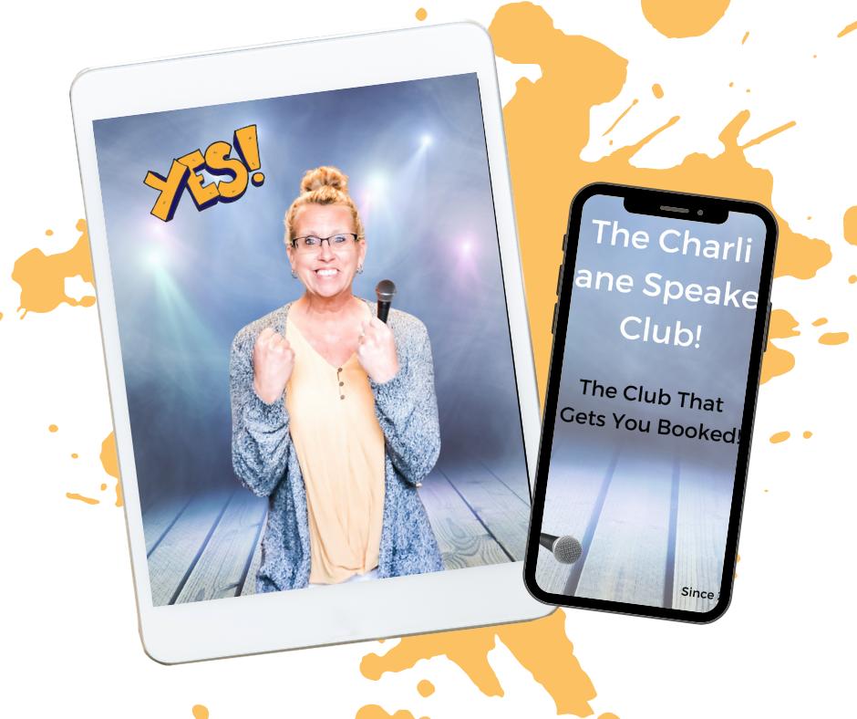 The Charli Jane Speakers Club